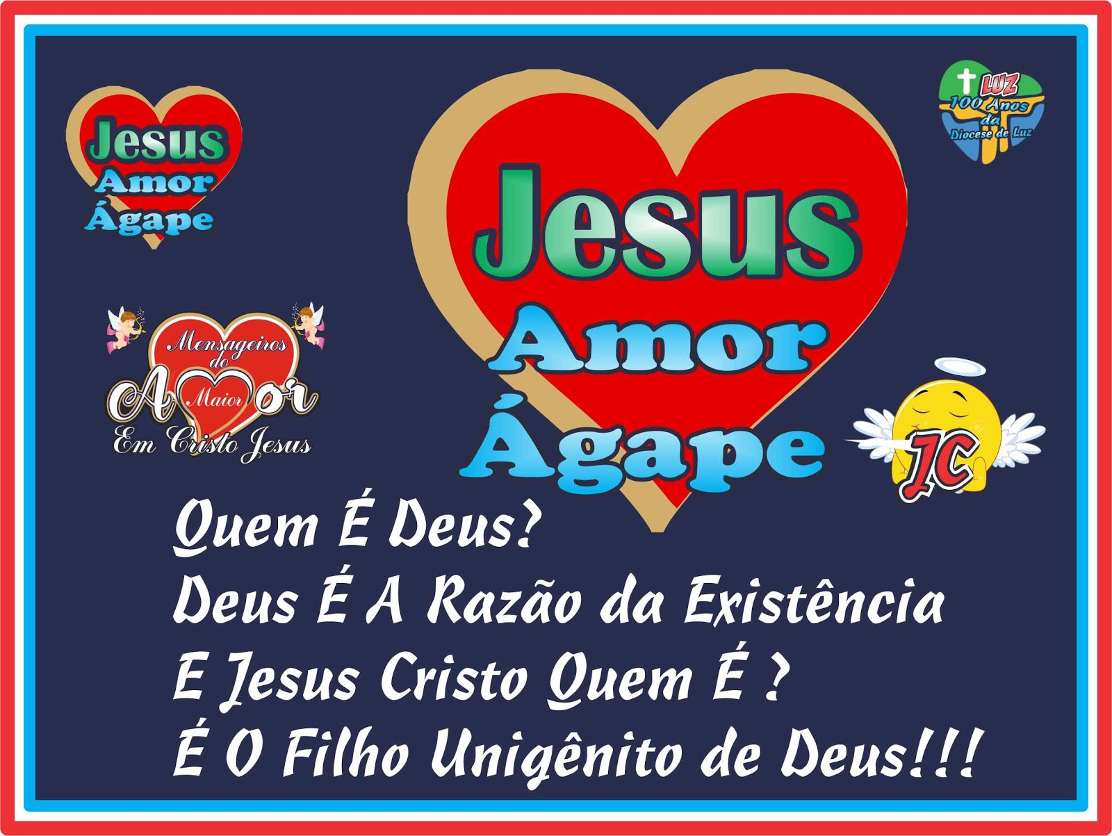 O Poder da Fé em Cristo Jesus