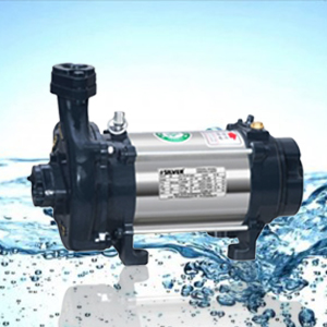 Silver Three Phase Open Well Pump M-30 (1HP) (Copper Rotor) Online, India - Pumpkart.com