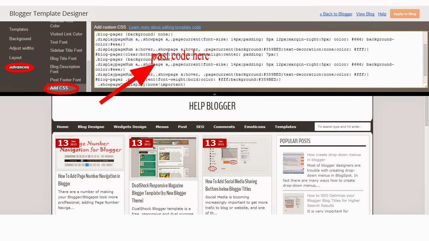 Easy Way How To Add Cool Comment Style In Blogger Help Blogger
