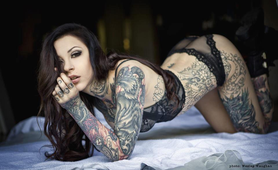Tattoo Girls Photos Best Pictures Sexy Sweet Nice