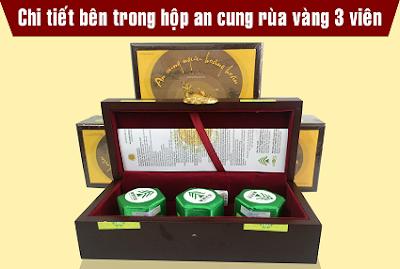 An cung Nguu Hoang hoan Rua Vang TPHCM