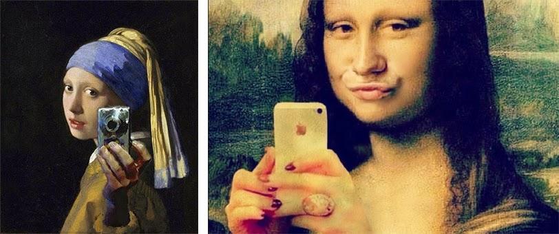 Foto a fuoco il selfie la nuova moda fotografica o forse no - Lo specchio di selfie ...