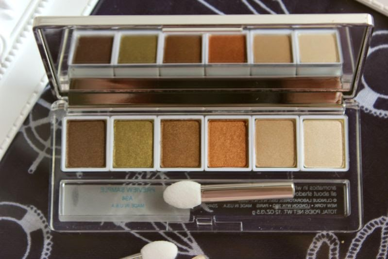 Clinique Aromatics in White All About Shadow Eyeshadow Palette