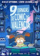 IX JORNADAS DE CÓMIC DE VALENCIA