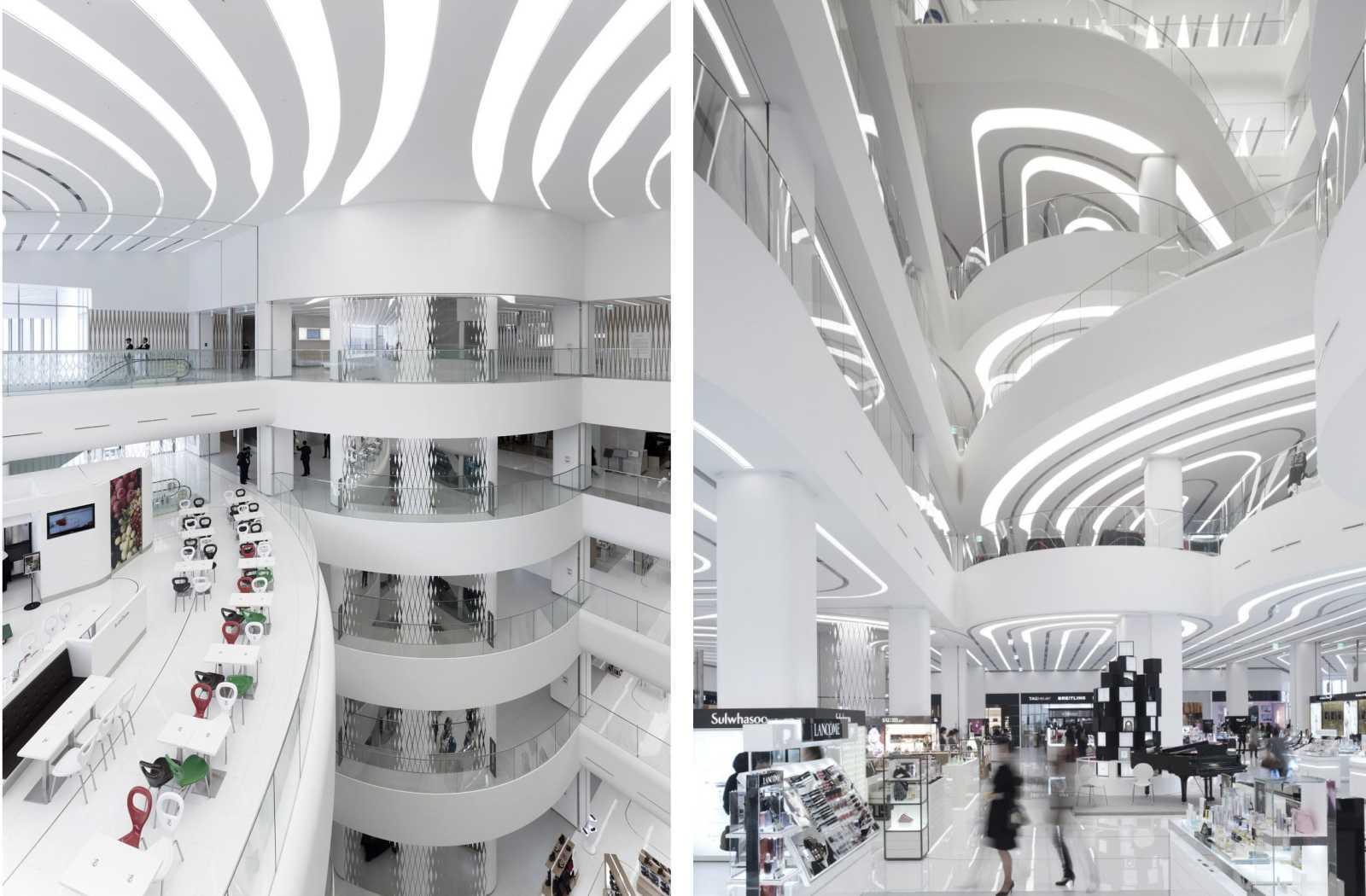 Galleria centercity by unstudio for Un studio architecture