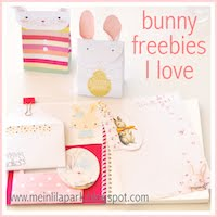 bunny freebies: