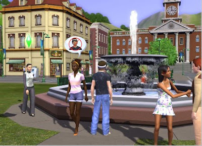 Screenshot 1 - The Sims 3 | www.wizyuloverz.com
