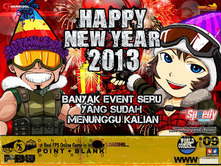 Point Blank 2013