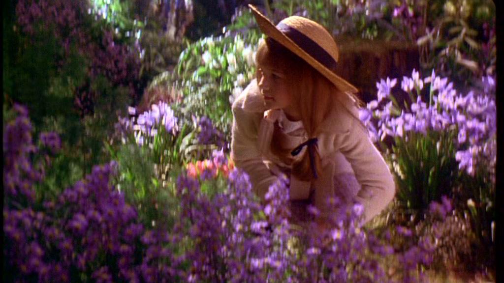 faery hand  hand  time  secret garden