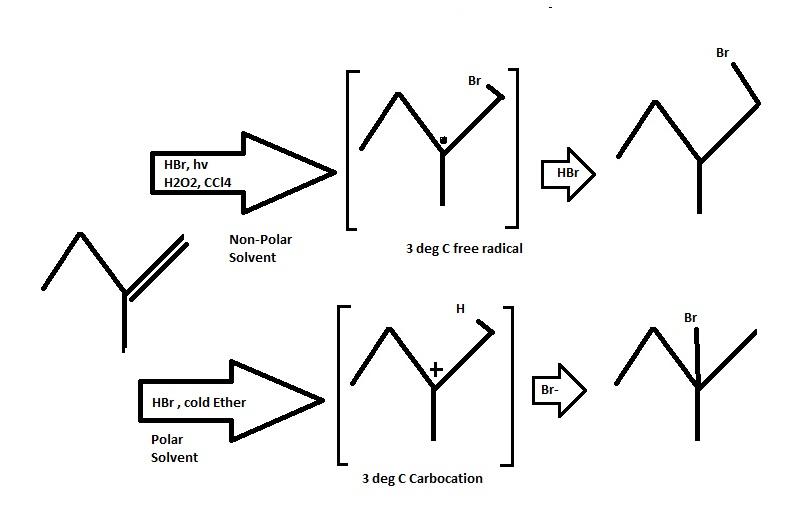 Ch3ch2och2ch3 Polar Or Nonpolar In non-polar solvent or in