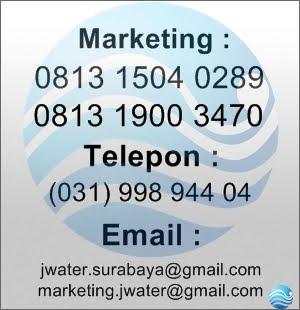 Hubungi J-WATER Surabaya