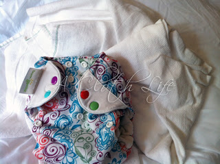 5 tips for camping with cloth diapers