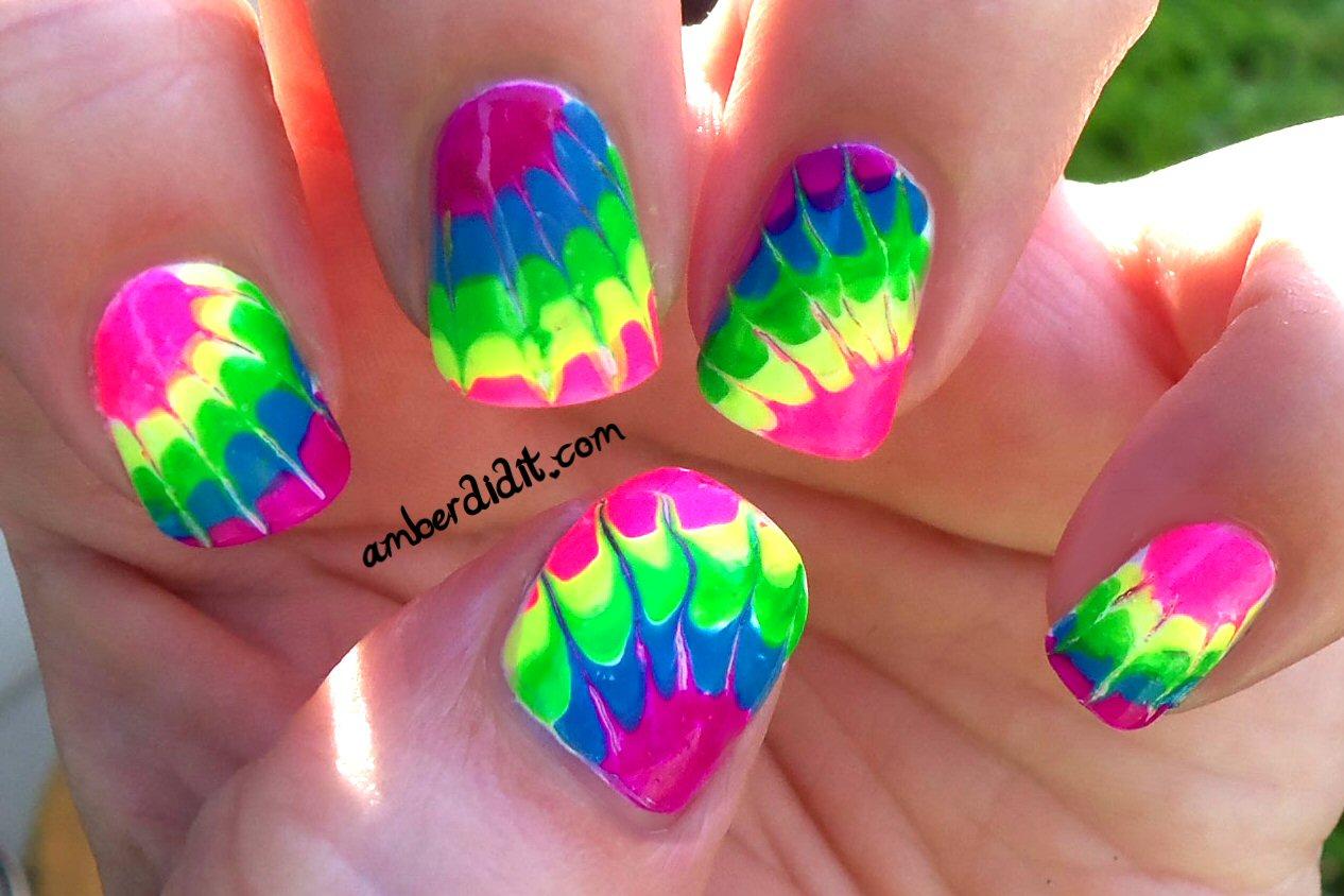 Absolutely no point when my nails keep ..., Tie dye design--nails!! | Tie  Dye | Pinterest, knailart: Tie Dye Nail Art Tutorial, Tie-dye nail design |  Nails ... - Nail Designs Tie Dye - Nail Arts