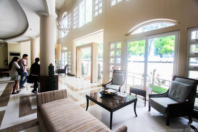 Hotel Venezia Lobby (Legazpi, Albay)