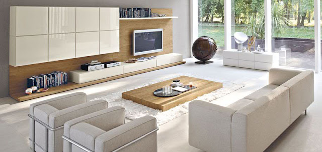 salon minimalista