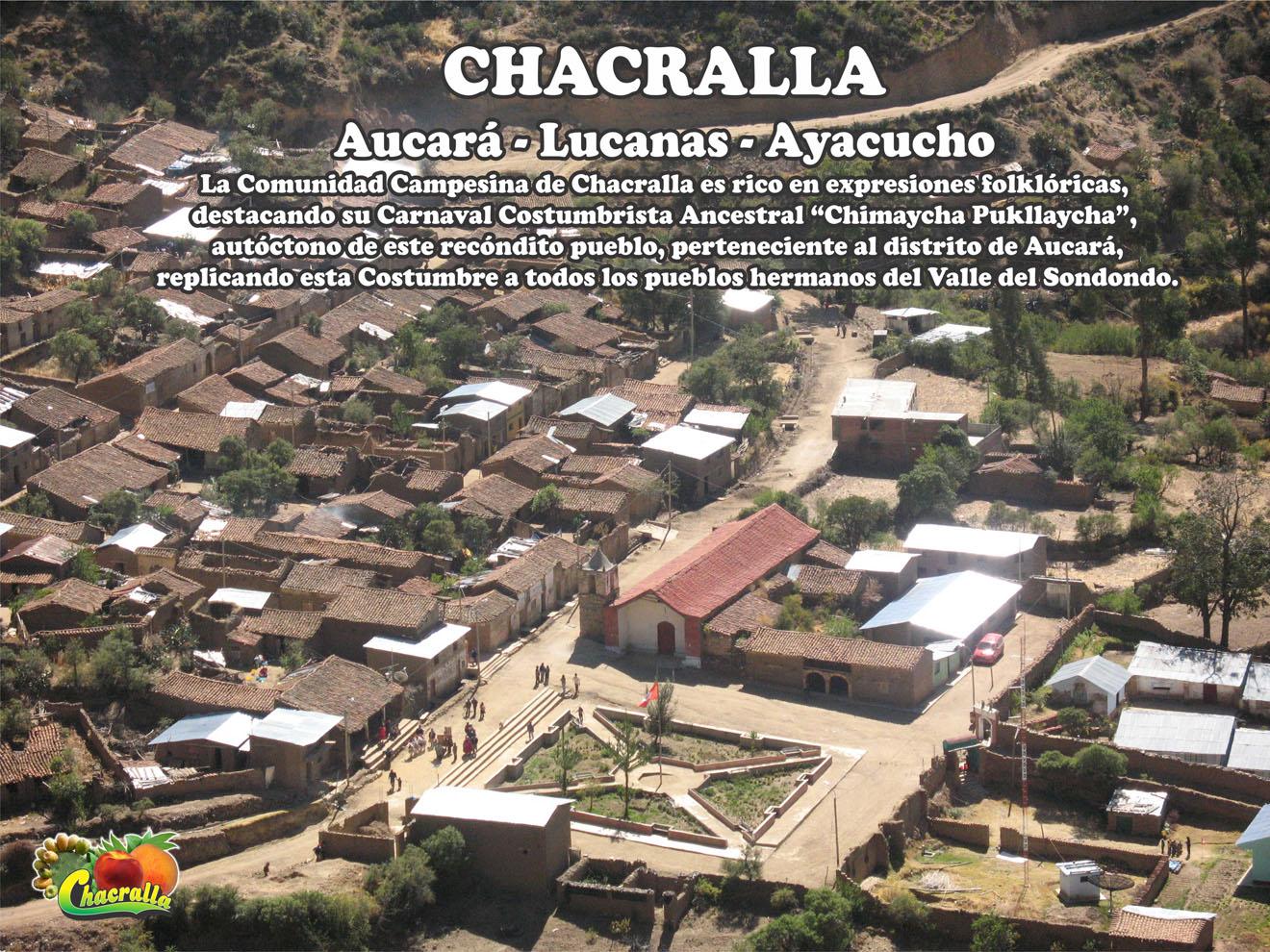 Vamos a Chimaycha De Chacralla 2016