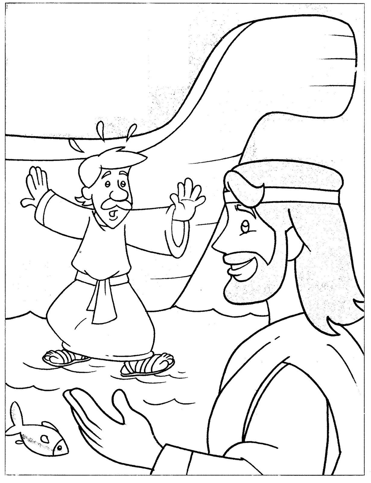 QUE VENTO FORTE Jesus Anda Por Cima Das Aguas