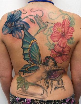 Tatuagens-017-fada-com-beija-flor-nas-costas-feminina