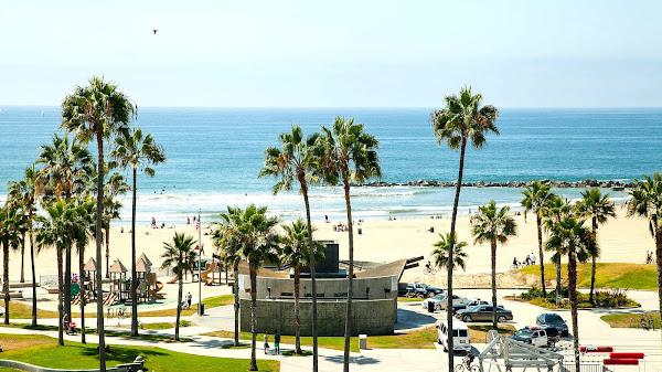 Venice Beach California Hotel
