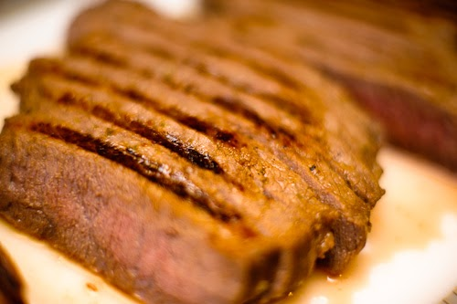 bourbon soy marinated london broil recipes dishmaps london broil ...