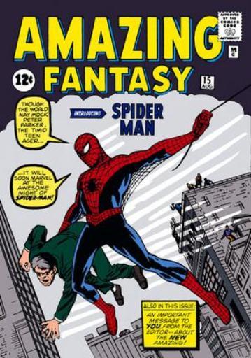 primeira_edição_do_homem_aranha