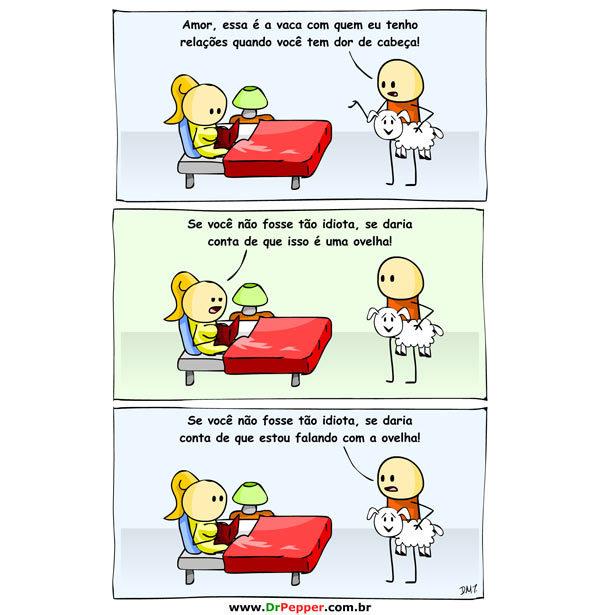 Para Descontrair PT 2  Amor-olha-la-para-ela-Piada-boa-muito-boa-mesmo-hahaha