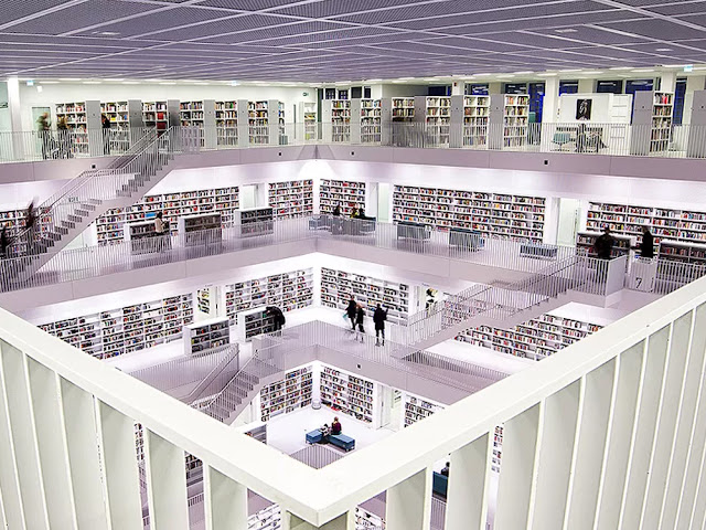 As 15 bibliotecas mais incríveis do mundo