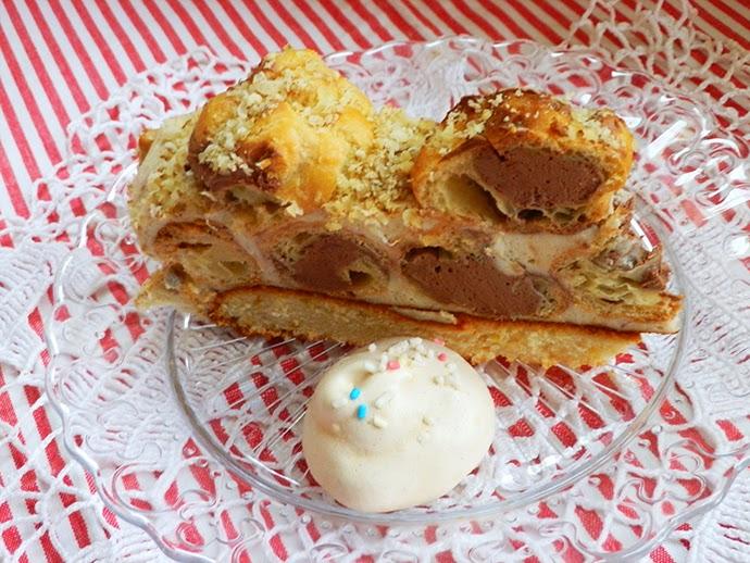 Homemade Eclair Cake