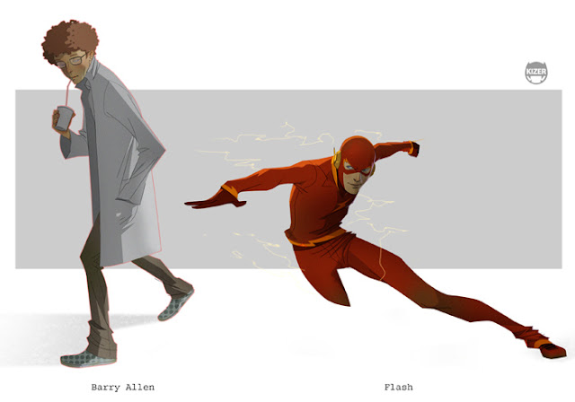 illustration Flash