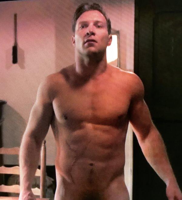 my new plaid pants: Good Morning, Naked Jai Courtney