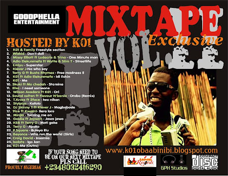 GOOPHELLA ENTERTAINMENT MIXTAPE EXCLUSIVE VOL. 2