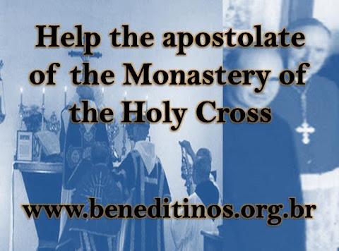 Aiuta il Monastero della Santa Croce
