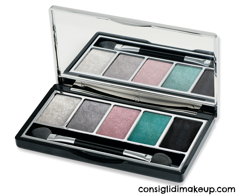 vamp palette pupa milano 004 couture gold edition