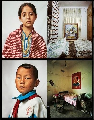 Foto Tempat Tidur anak-anak dari Seluruh Penjuru Dunia [+13 foto]
