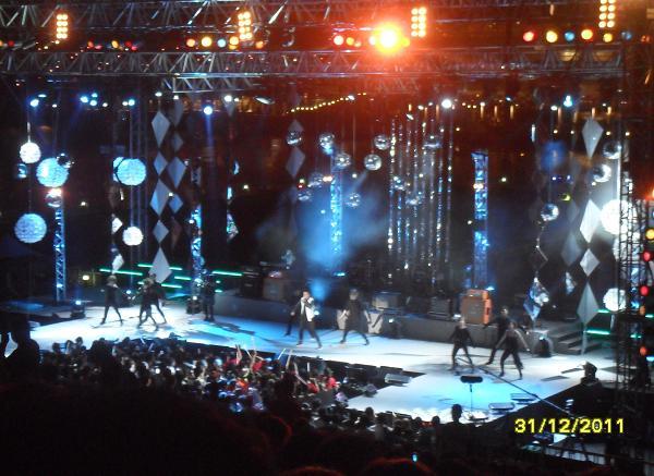 Shuqing's Story: Celebrate 2012 - NYE Countdown
