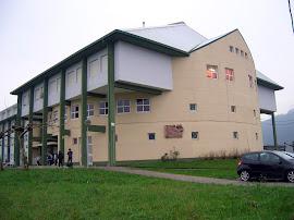 Página web del IES Santa Cruz de Castañeda