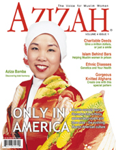 Azizah Cover
