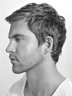 corte hombre cabello moderno