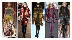 Moda etno 2009