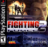 Download Game Fighting Force 2 PS1 (PSX)