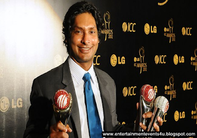 LG ICC Awards 2012 broadcast