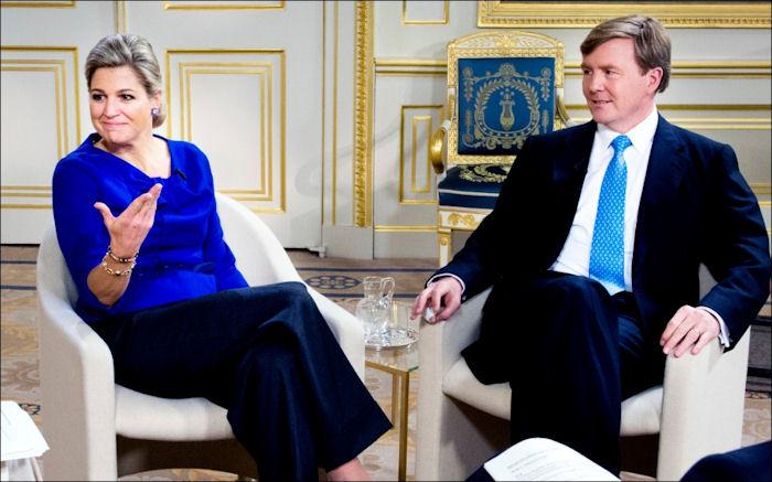 Citaten Uit De Aanslag : Top citaten interview prins van oranje en prinses máxima de oranjes
