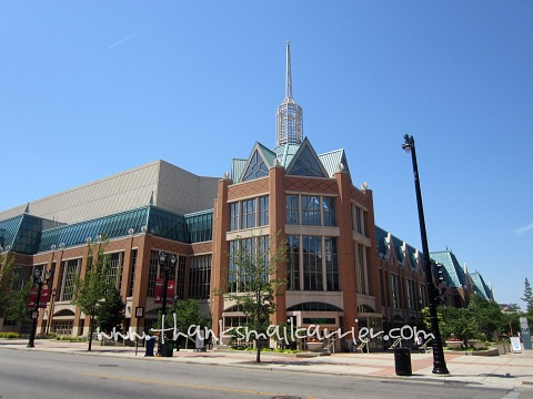 Milwaukee Frontier Airlines Center