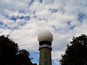 Imatges del radar meteorològic