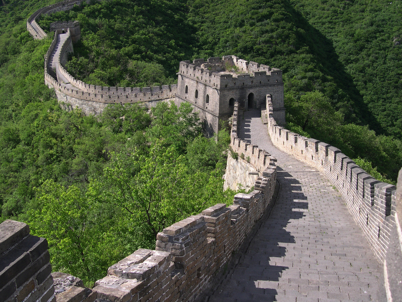 Best Wallpapers Size: The Great Wall of China Facts,Information ...