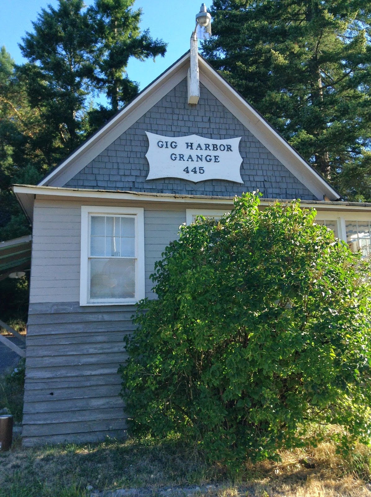 GH Grange #445. u201cu2026 & Harbor History Museum Blog: Gig Harbor Grange No. 445
