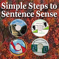 Simple Steps to Sentence Sense Logo photo