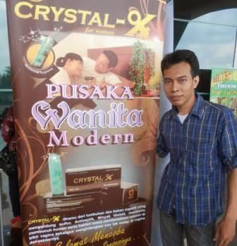 Crystal X Admin
