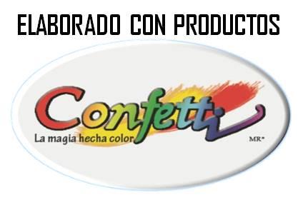 PRODUCTOS CONFETTI