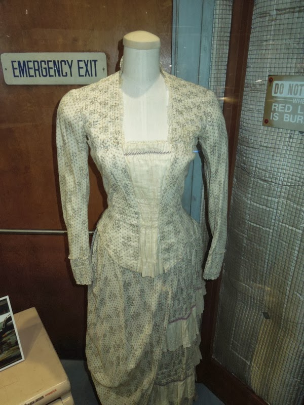 Clara Clayton Old West dress Back to the Future III